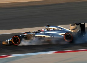 "Bahrain testing ""under braking"""