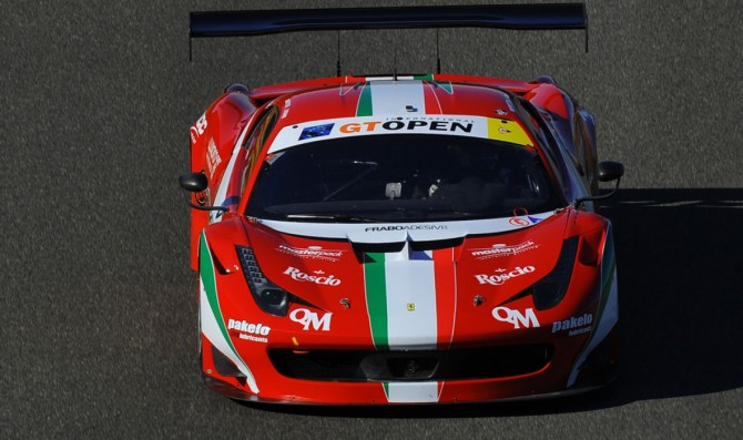Lyons joins Cioci, Perazzini for ELMS