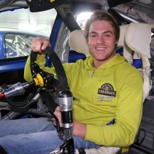 Jack Clarke joins BTCC with Crabbie's