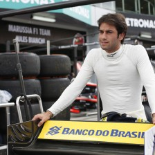 Nasr will continue with Carlin