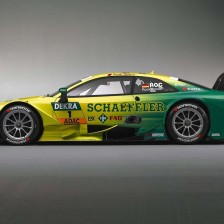 Audi reveals the Rockenfeller's car livery