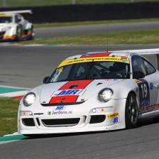 GDL Racing claims podium finish