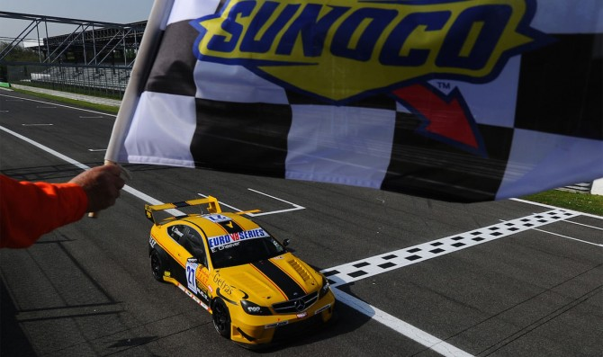 Cheever III takes double win at Monza