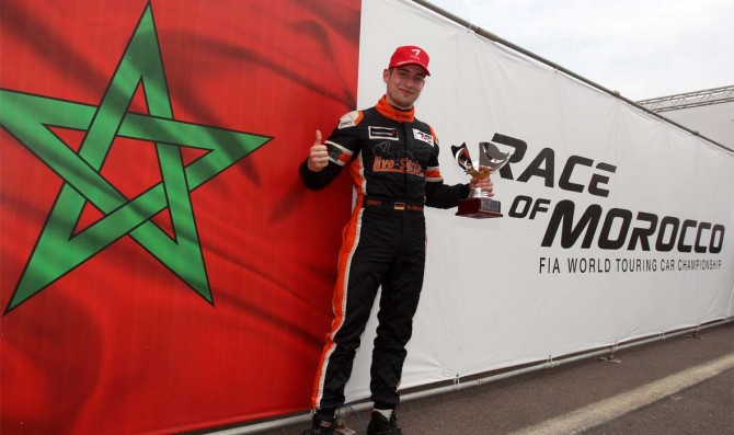 Sato and Pommer share wins in Morocco