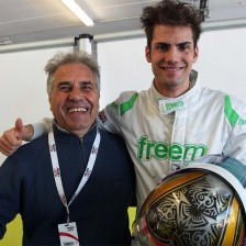 Giovesi takes second 2014 pole