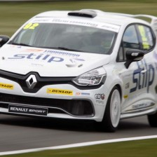 Cook, Stilp share pole positions at Donington