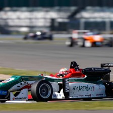 Fuoco claims Race 3 victory