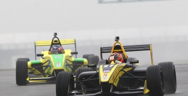 Anglo-Swiss Hirsinger takes the pole