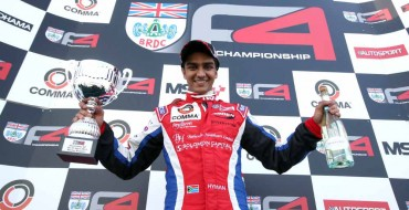 Jeffri dominates Race 2
