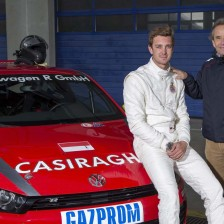 Casiraghi to make Scirocco R-Cup debut
