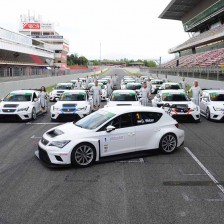 Seat Leon Eurocup kicks off