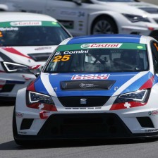 Comini takes first new Leon Eurocup win