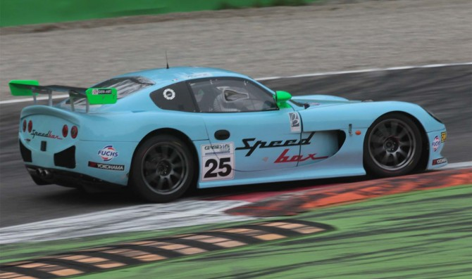 GT4 European Series kicks off at Misano