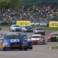 Jordan extends his advantage in the BTCC