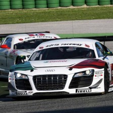 Double victory for Audi at Misano