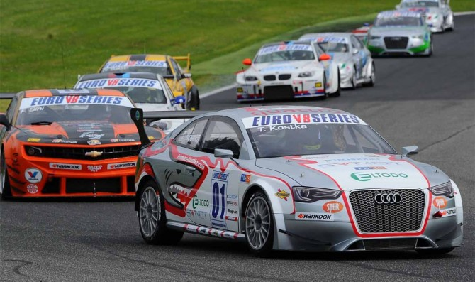 EuroV8 Series ready for round 3