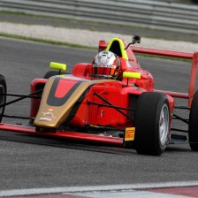 Italian F4 season kicks off with Adria test