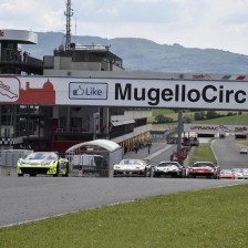 Prinoth dominates Coppa Shell at Mugello