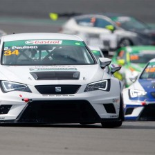 Seat Leon Eurocup set for Salzburgring