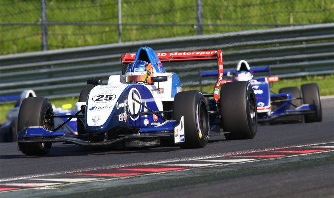Isaakyan doubles at the Red Bull Ring