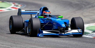 Hofor claims first row at Zandvoort