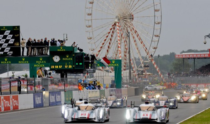 Le Mans 24H entry list released