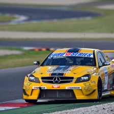 Baldan claims his maiden EuroV8 win