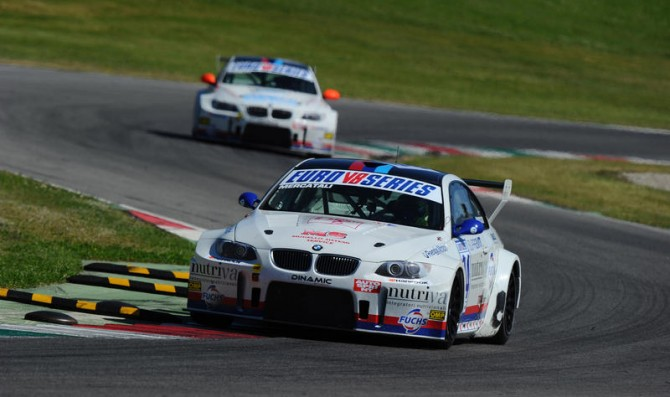 Mercatali (BMW) scores his first win