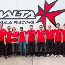 Il team Malta Formula Racing al debutto