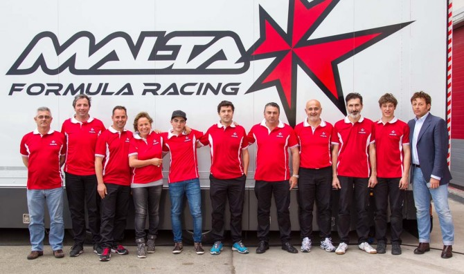 Malta Formula Racing set for Italian F4