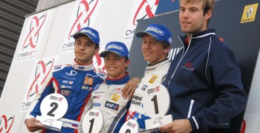 Nyck de Vries claims third pole position