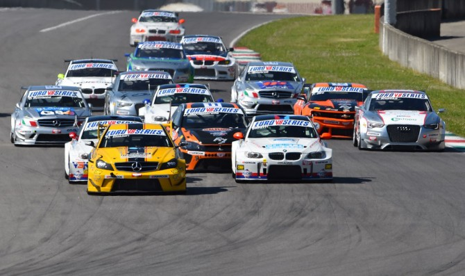 EuroV8Series set for round 4 at Brno