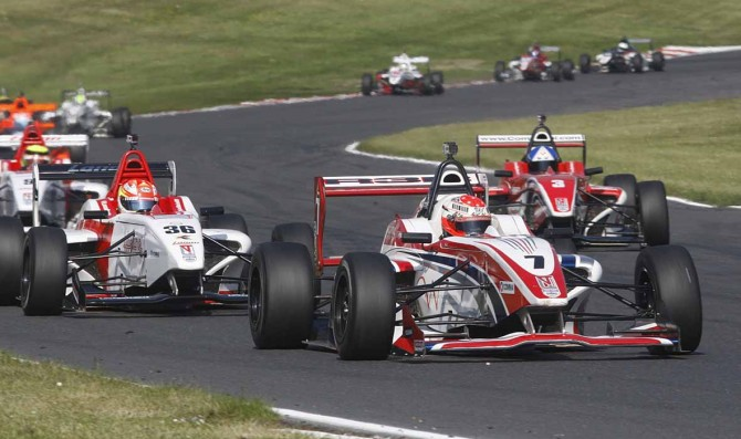 Murphy joins BRDC F4 as Technical Director