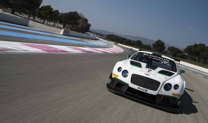 Blancpain GT to race in France