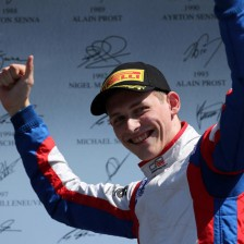 Bernstorff claims his maiden GP3 victory