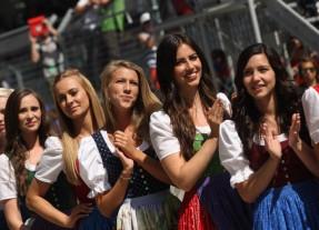 Austrian F1 girls