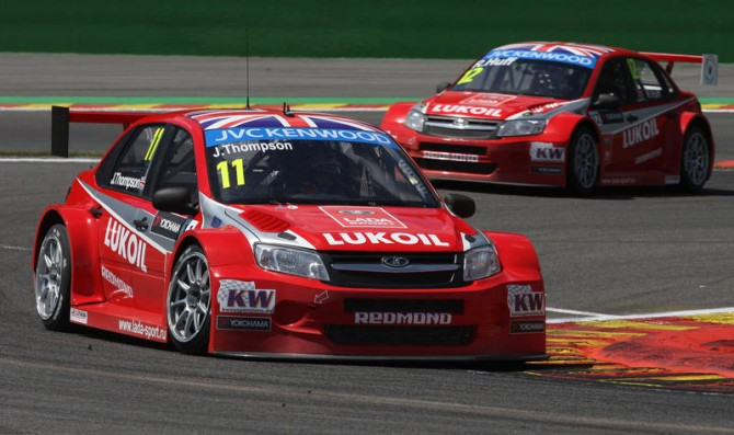WTCC: Bejing replaces Sonoma