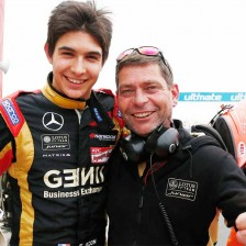 Ocon claims his ninth pole position