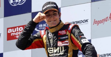 Poveledo-Lewis claim the pole in Canada