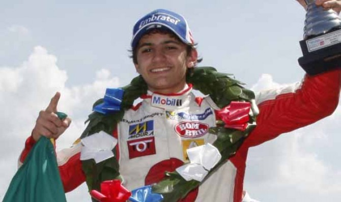 Fittipaldi to defend championship lead