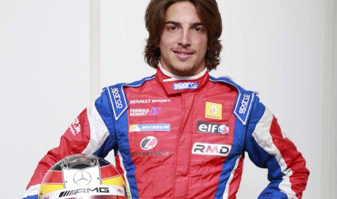 Merhi joins Double R Racing for Spa