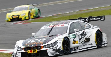 Auer wins Race 3 at Nurburgring