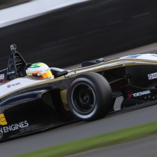 Fielding scores hat trick at Silverstone