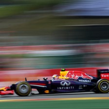 Ricciardo takes his third victory