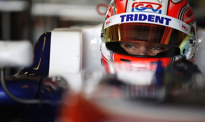 Ghiotto joins Trident for the GP3 season