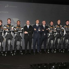 Lamborghini announces driver line up