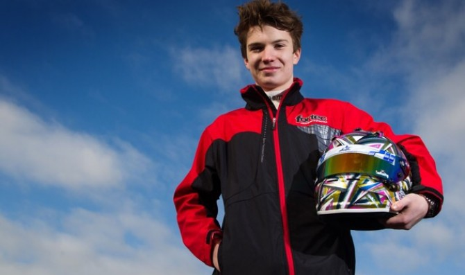 Ticktum joins Fortec for MSA debut