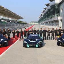 FFF-ACM to line up 3 McLarens in GT Asia