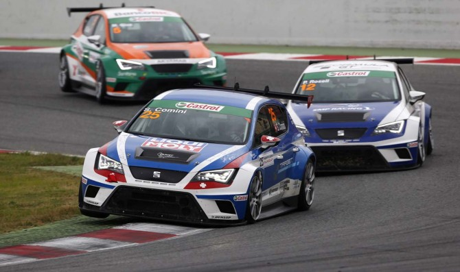 Comini firma con Target Competition
