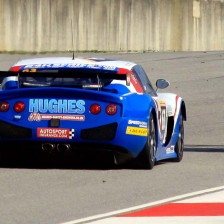 Hughes/Speedworks at 12H Italy-Mugello